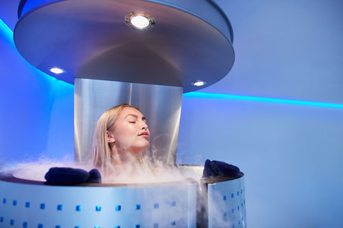 Cryotherapy: A hot topic for healthcare and wellness business owners