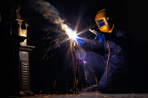 Welding safety reminders
