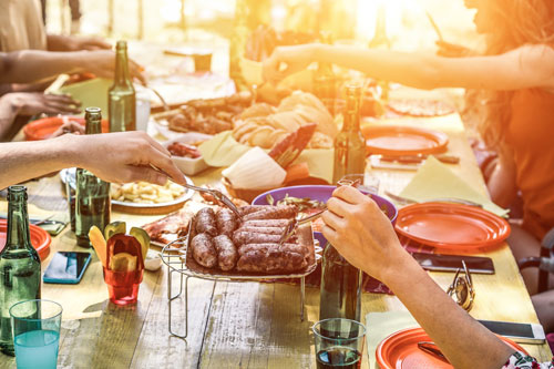 Celebrate National Barbecue Month on your propane grill