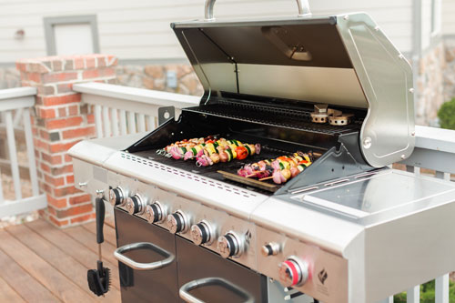Healthy summer grilling north carolina