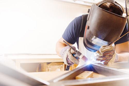 Simple MIG welding tips
