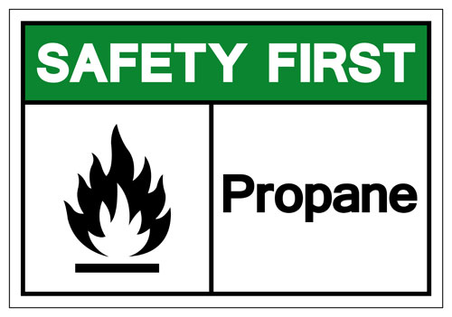 Most important things to remember about propane safety